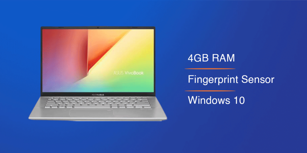 Asus VivoBook 14 Core i3 Laptop