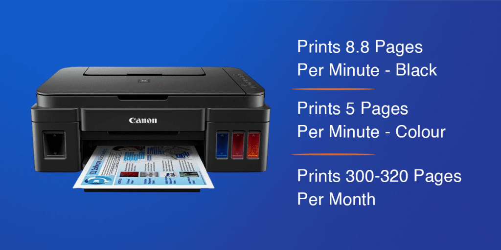 Canon Pixma G3000 All-In-One Inkjet Colour Printer