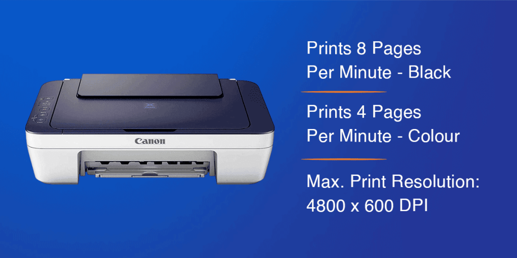 Canon Pixma MG2577S Inkjet Colour Printer