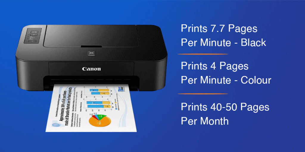 Canon Pixma TS207 Inkjet Colour Printer