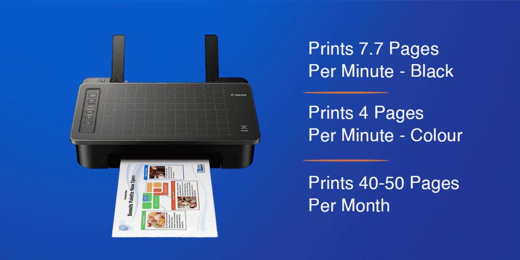 Canon Pixma TS307 Inkjet Colour Printer