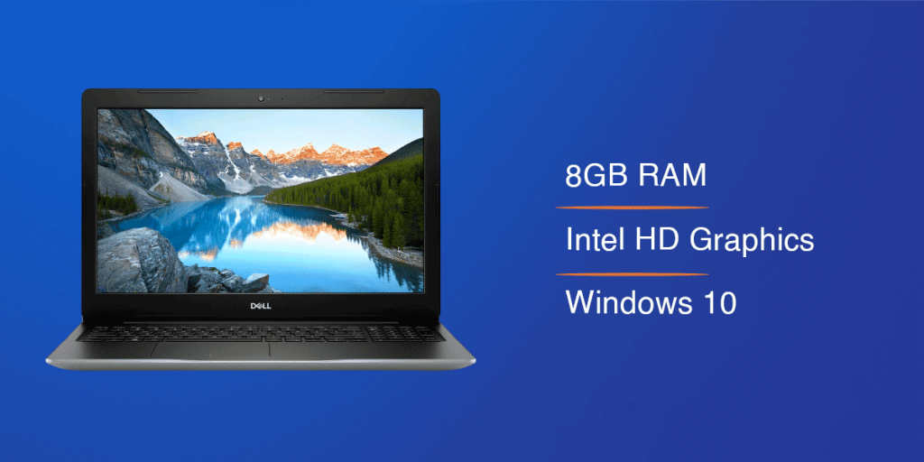 Dell Inspiron Core i3 10th Gen Laptop