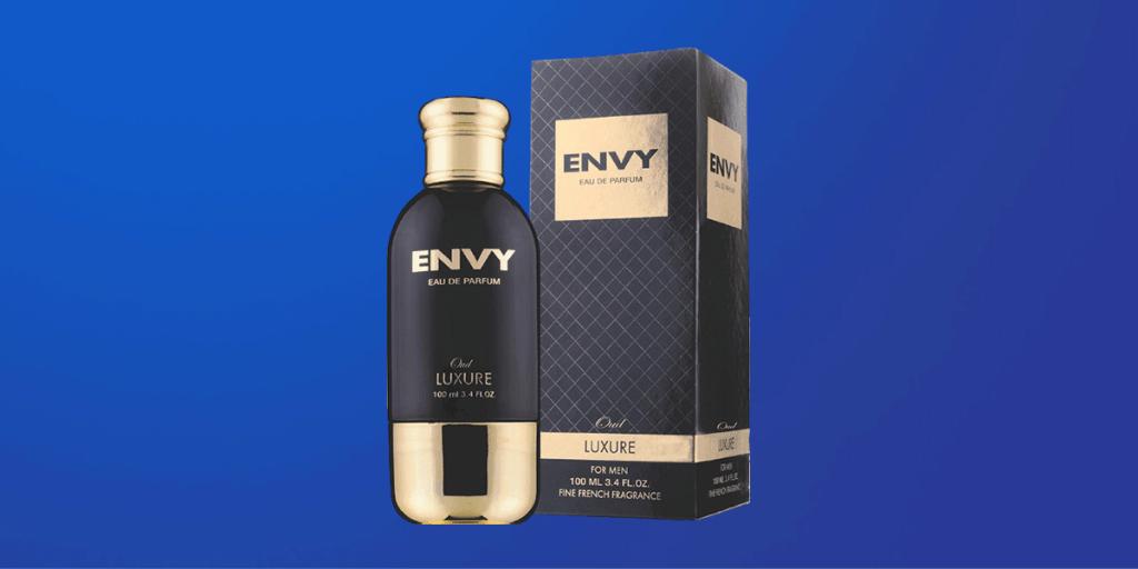 Envy Luxure oud Perfume