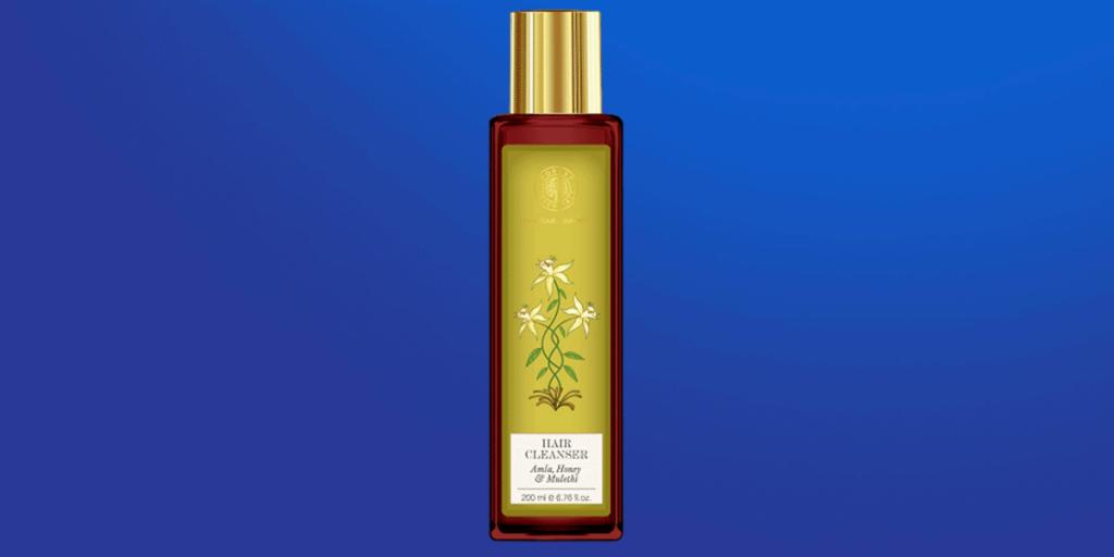 Forest Essentials Amla, Honey & Mulethi Hair Cleanser