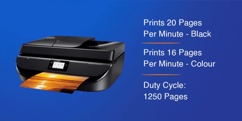 HP 5275 Inkjet Colour Printer