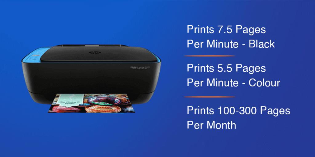 HP DeskJet 4729 All-in-One Inkjet Colour Printer