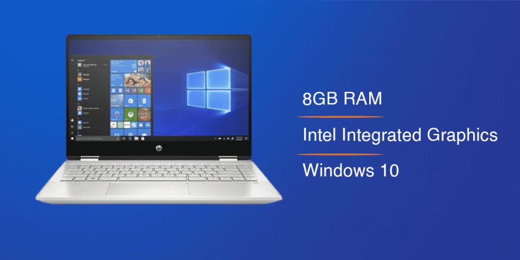 HP Pavilion x360 Core i3 Laptop