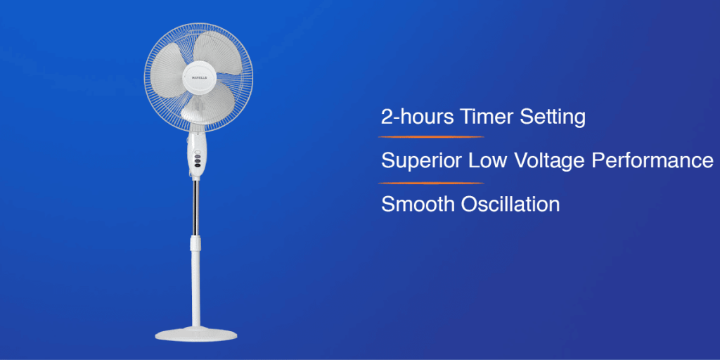 Havells Swing Pedestal Fan