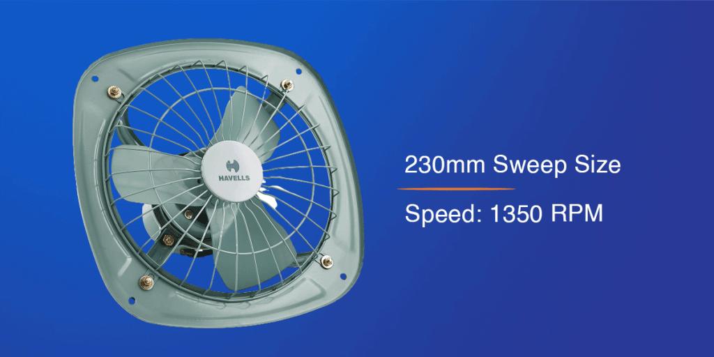 Havells Ventilair DSP Kitchen Exhaust Fan