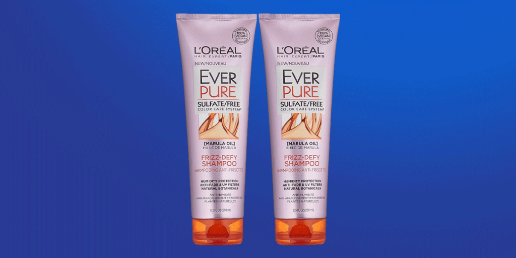 L'Oreal Ever Sleek Sulfate-Free Smoothing System Intense Smooth Shampoo