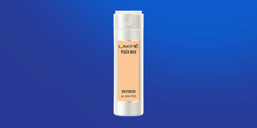 Lakme Peach Milk Moisturizer Body Lotion