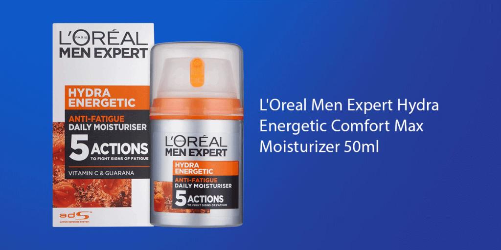 Loreal Men Expert Comfort Max Moistuser