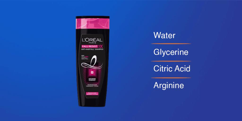 Loreal Paris Fall Resistant Shampoo