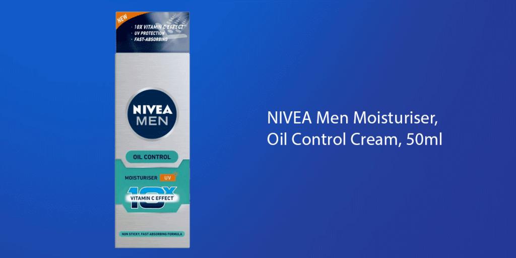 Nivea Men Oil Control Moiturizer