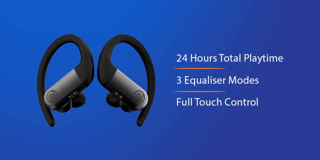Noise Shots Rush Bluetooth Truly Wireless Earbuds