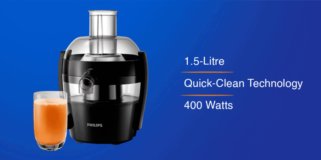 Philips Viva HR  HR1832 1.5-Litre Juicer
