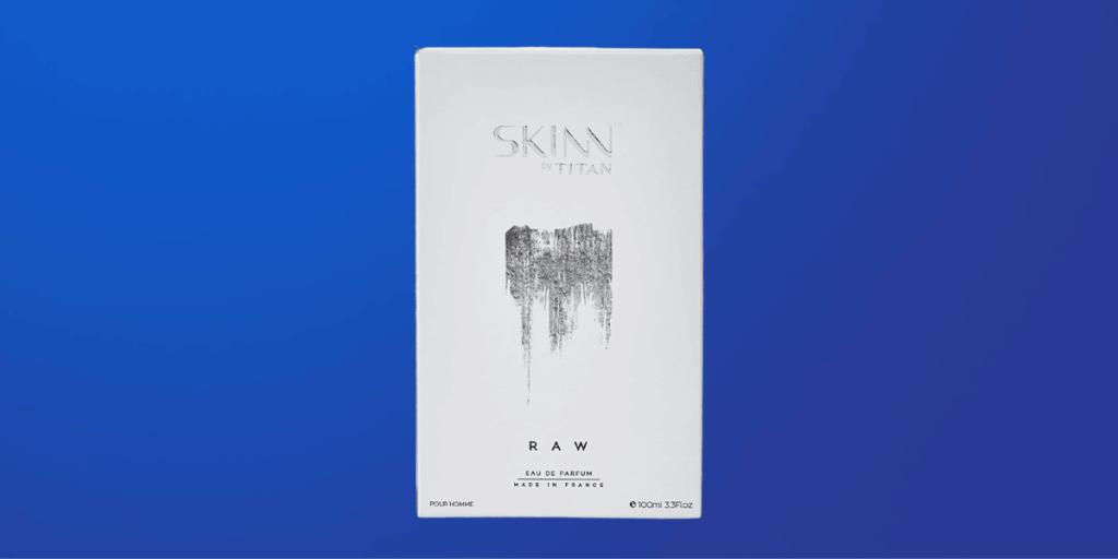 Titan Skinn Men's Single Raw Eau De Parfume