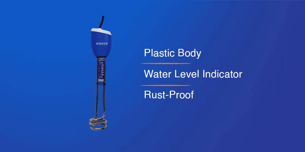 Singer IR-10 Immersion Water Heater
