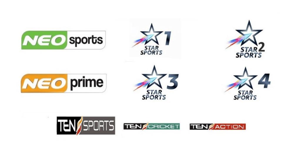 Sun Direct Sports HD Channels List