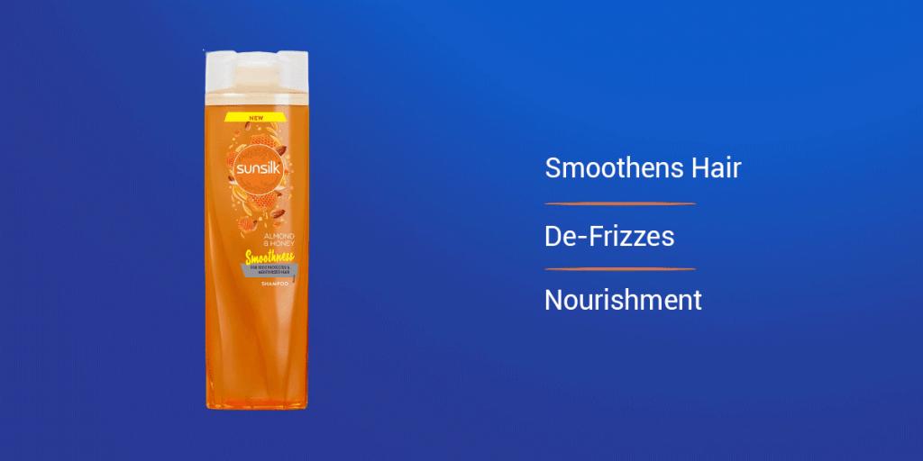 Sunsilk Almond and Honey Shampoo