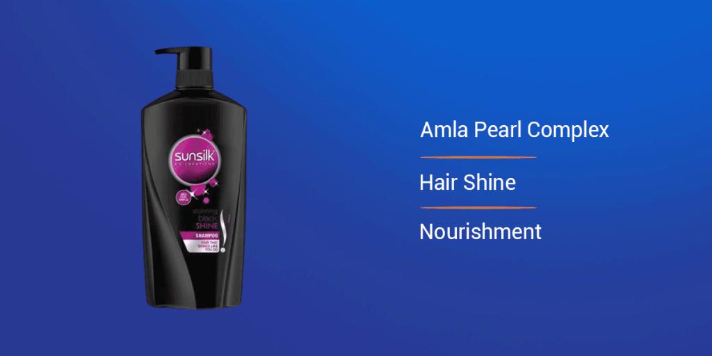 Sunsilk Black Shine Shampoo