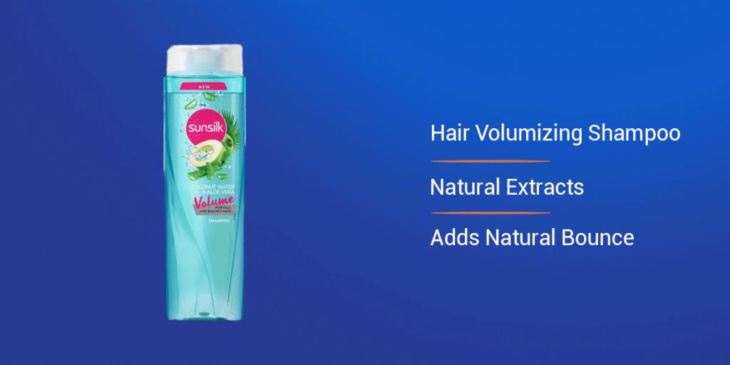 Sunsilk Coconut Water and Aloe Vera Shampoo