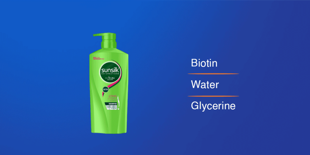 Sunsilk Long and Healthy Growth Shampoo
