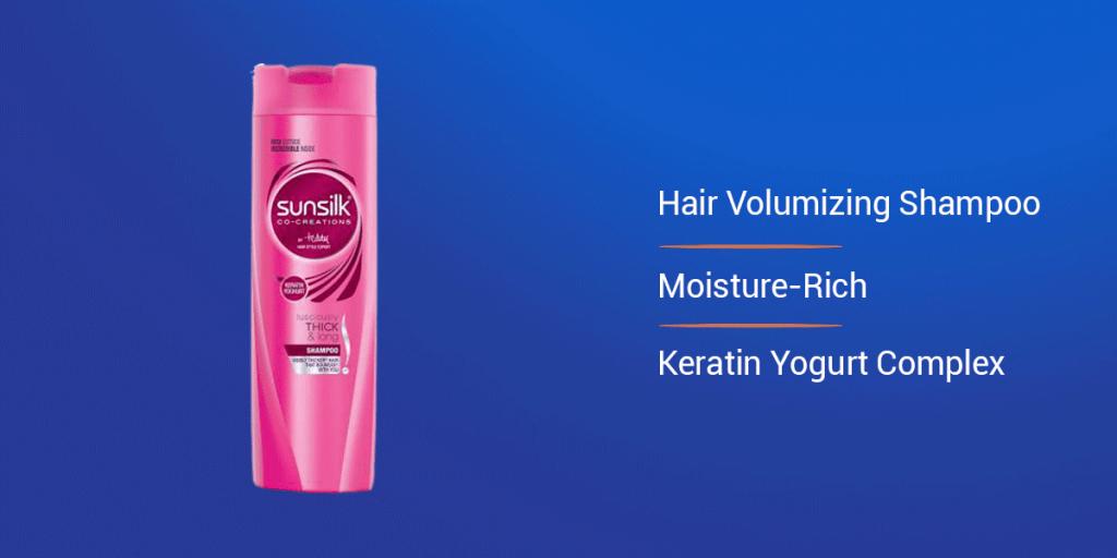 Sunsilk Pink Shampoo