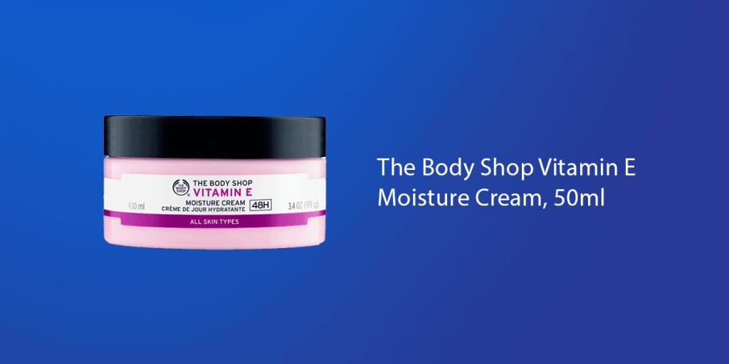 THE BODY SHOP Vitamin E Intence Moiture Cream