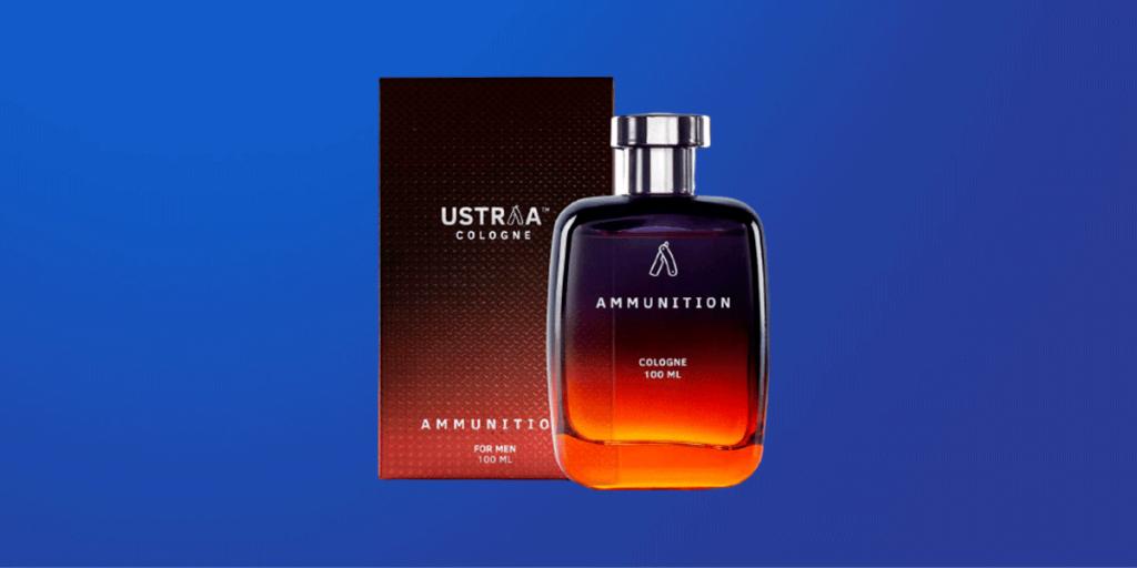 Ustraa Eau de Parfum- Ammunition