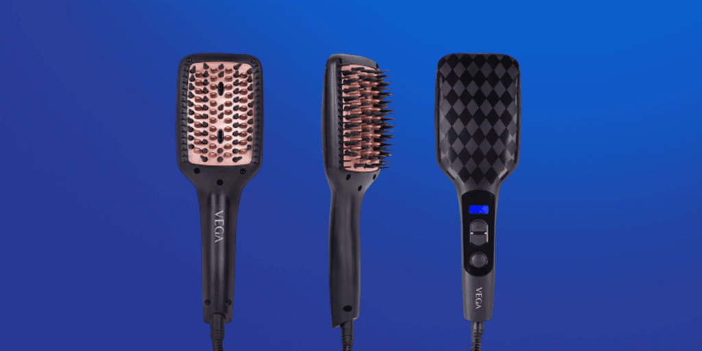 Vega Hair Straightening Brush