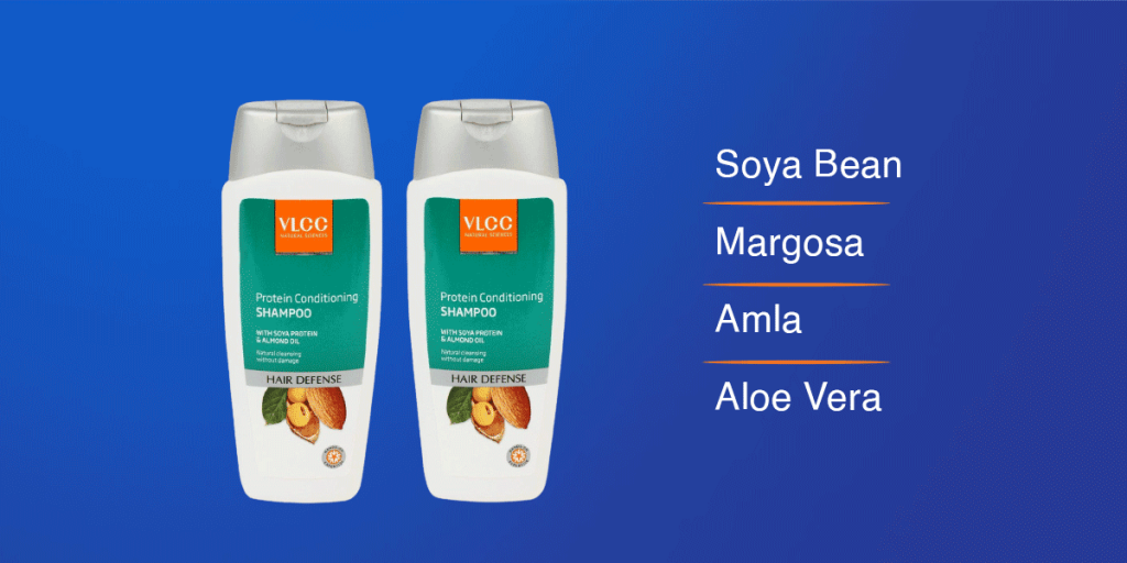 VLCC Soya Protein Conditioning Shampoo
