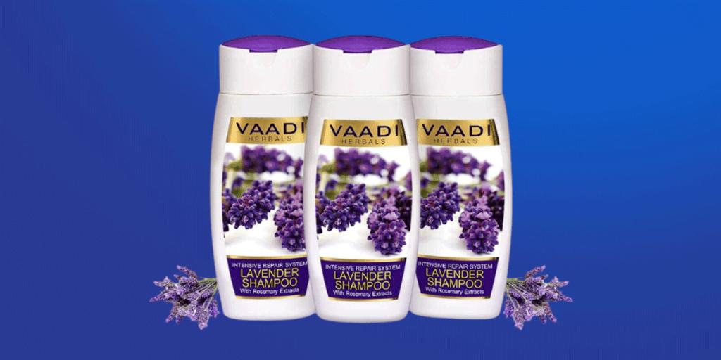 Vaadi Herbals Lavender Shampoo