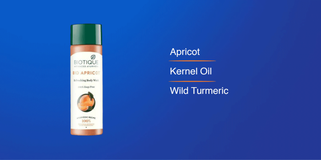 Biotique Bio Apricot Refreshing Body Wash