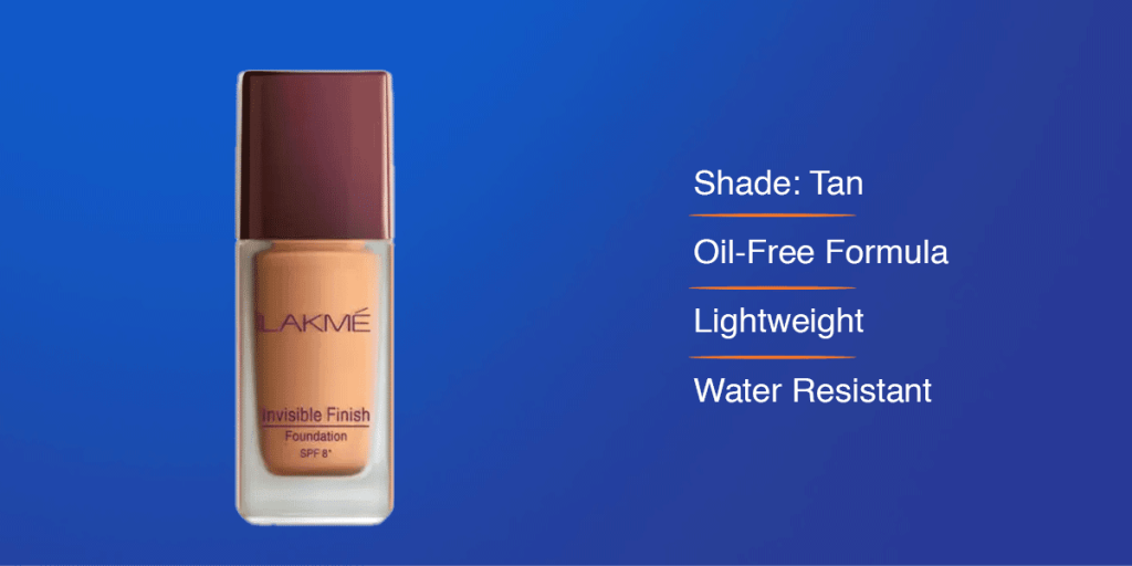 Lakmé Liquid Foundation