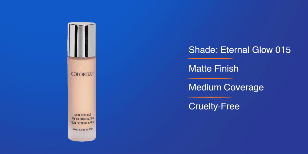 Colorbar Skin Perfect Foundation