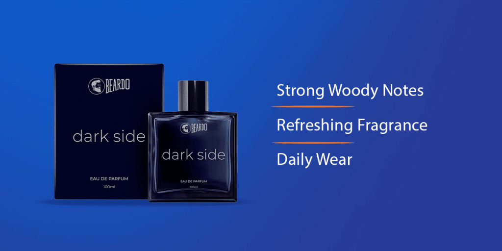 Beardo Dark Side Perfume for Men