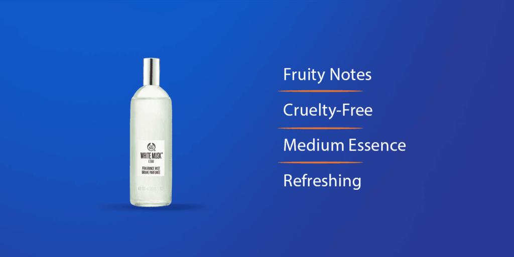The Body Shop Men's Perfume