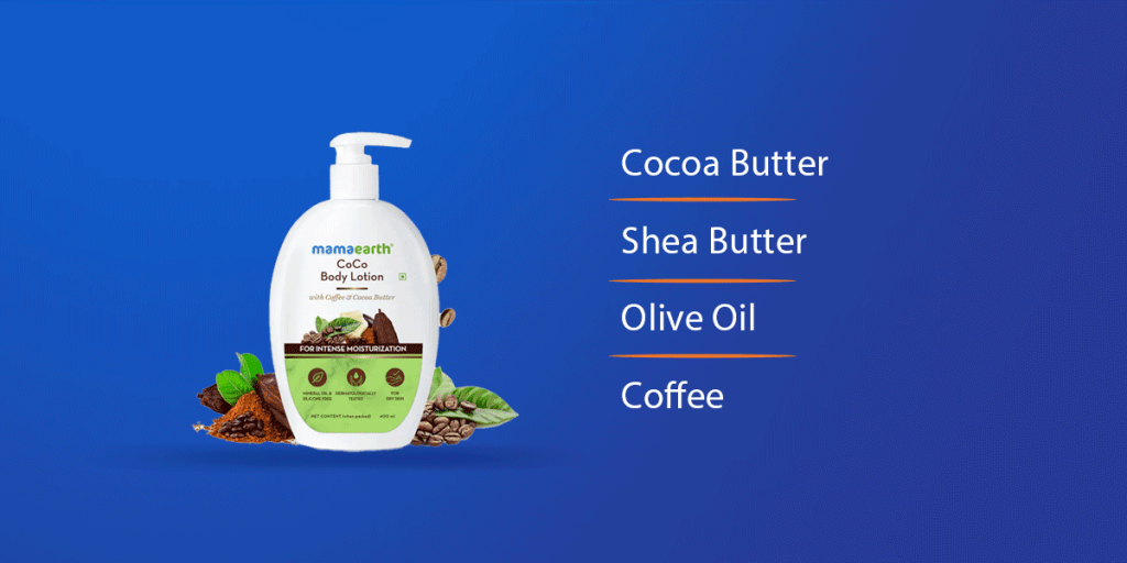 Mamaearth Coco Body Lotion