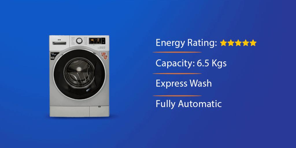 IFB 6.5 Kg Front Loading Washing