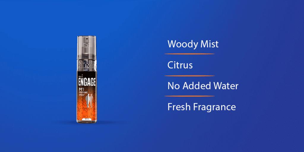 Engage Men's Perfume