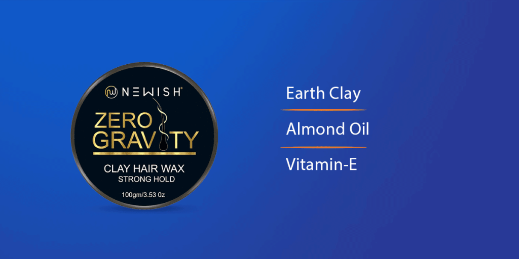 Newish Zero Gravity Clay Hair Wax