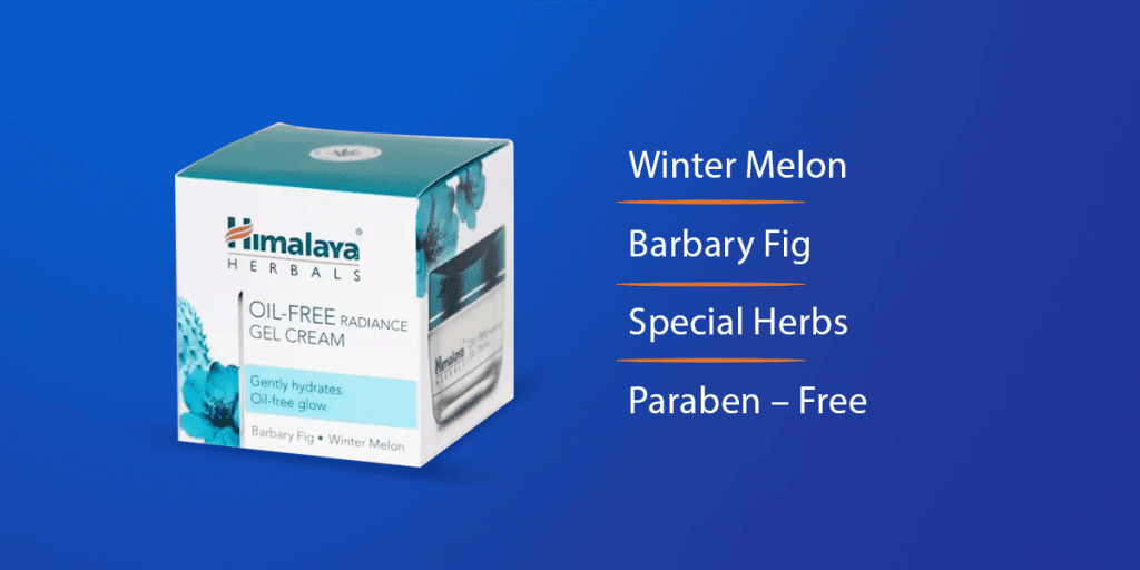 Himalaya Oil-Free Radiance Gel Cream