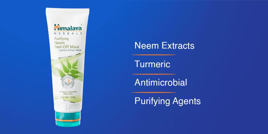 Himalaya Herbals Purifying Neem Peel Off Mask
