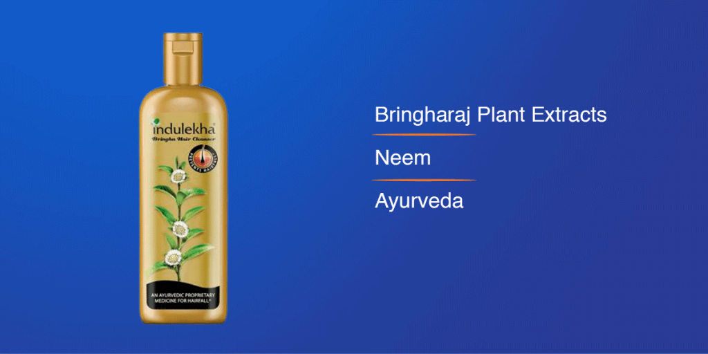 Indulekha Bhringha Shampoo