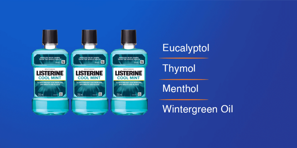Listerine Cool Mint Mouthwash