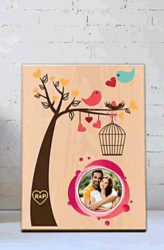 Love Birds Photo Frame