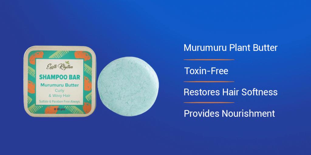 Soapworks Murumuru Shampoo Bar