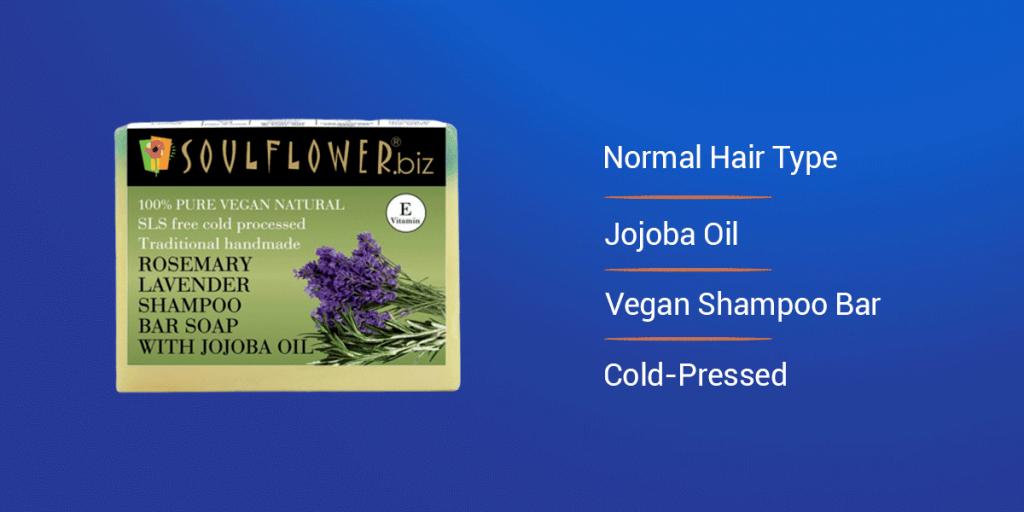 Soulflower Shampoo Bar