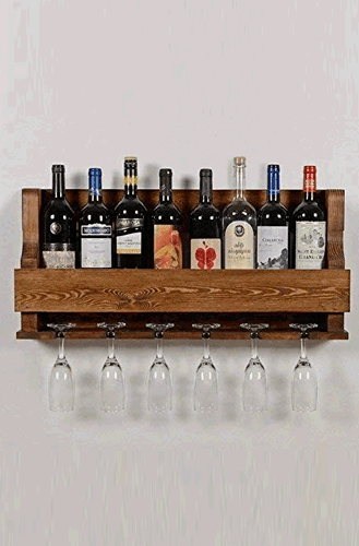 Wine Rack For The Oenophile Boyfriend